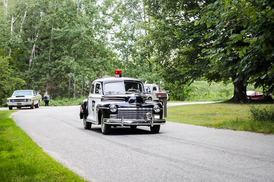 classic sherif car